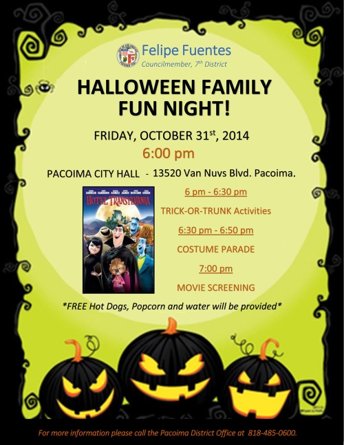 Halloween-Night-Flyer